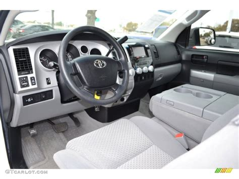 2007 Tundra Interior graphite gray interior 2007 toyota tundra sr5 regular cab photo 74093351 gtcarlot