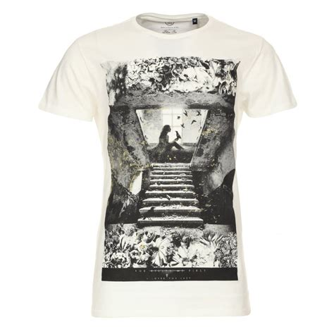 printed tee3 mens white printed graphic t shirt