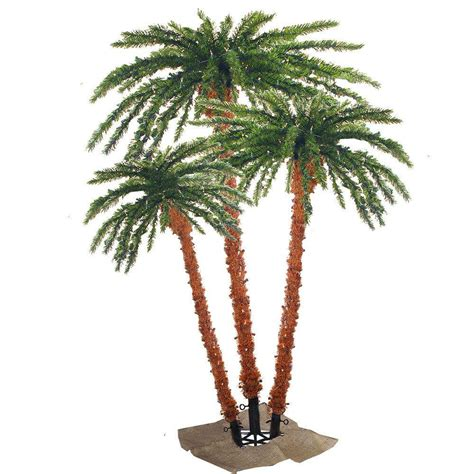 lighted palm tree palm trees buy palm tree santa s site