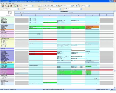 Production Planning Template planning templates