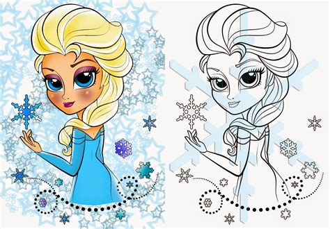 baby elsa coloring pages coloring pages elsa from frozen free printable coloring pages