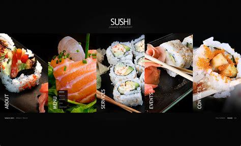 flash cms vorlage 38053 f 252 r sushi bar