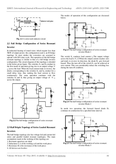 induction heating topology 28 images induction heating topology with assymetrical switching
