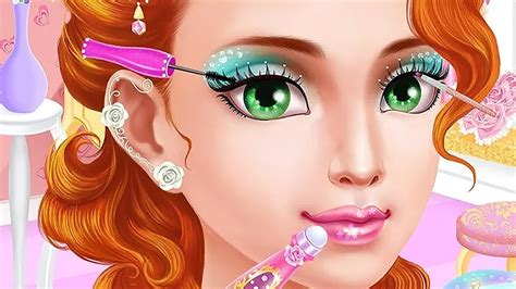 Make Up Di Salon wedding makeup salon gameplay android