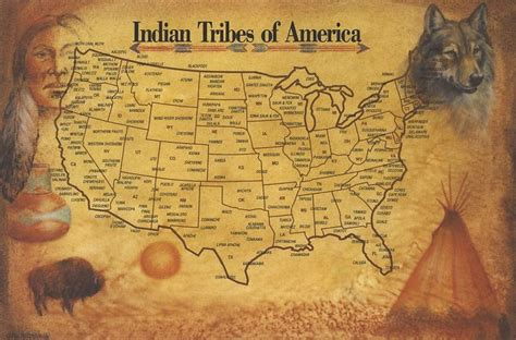 american tribes by map 10 images about american heritage on