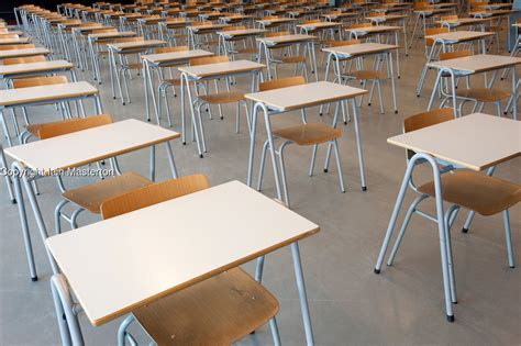 How Many Table by Many Tables And Chairs Inside Examination At