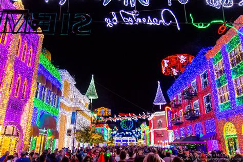 dancing lights of christmas image gallery osborne lights orlando