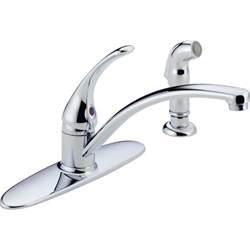 price pfister classic series handle kitchen faucet repair