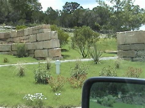 big boulder walls