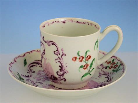 Peacock Coffee early worcester peacock coffee cup saucer c 1758
