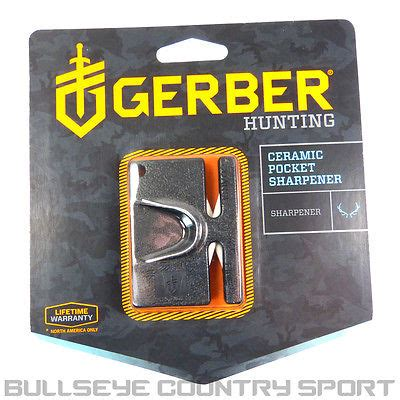 Gerber Ceramic Pocket Sharpener gerber pocket ceramic knife sharpener