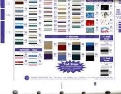 3m Pinstripe Tape Color Chart » Home Design 2017