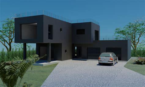 Interior For Kitchen de maison design contemporaine prix
