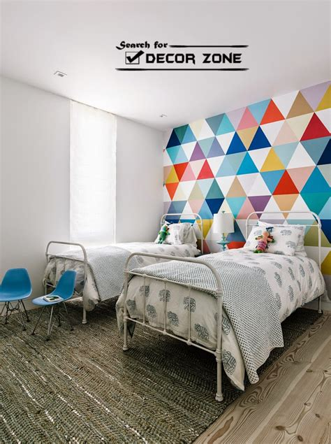 patterns for bedroom walls 7 wall painting techniques and ideas for modern home