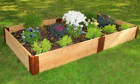 raised bed garden raised garden beds raised bed kits frame it all