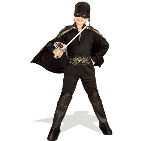 kids zorro boys deluxe costume 18 99 the costume land