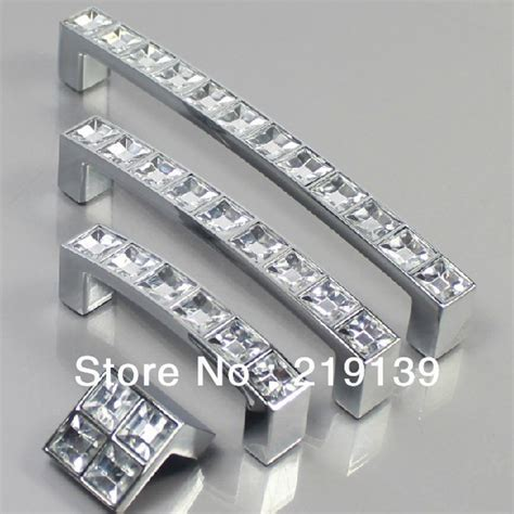 bathroom cabinet handles 10pcs 96mm clear zinc alloy bathroom dresser