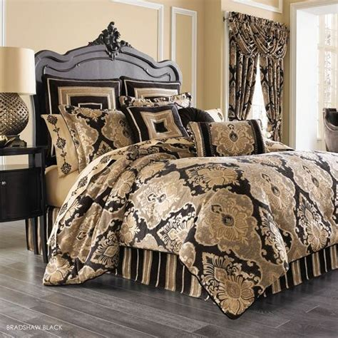black bed set shop j new york bradshaw black bed set the home