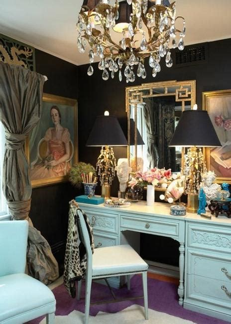 inspiring dressing room decorating ideas  vintage style