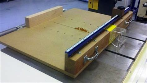 Table Saw Sled By Wade Putnam Lumberjocks Com