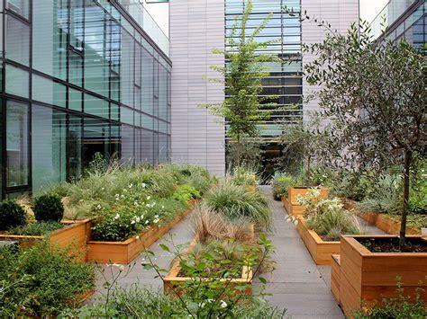 giardino pensile progetto di giardino pensile per il centro direzionale