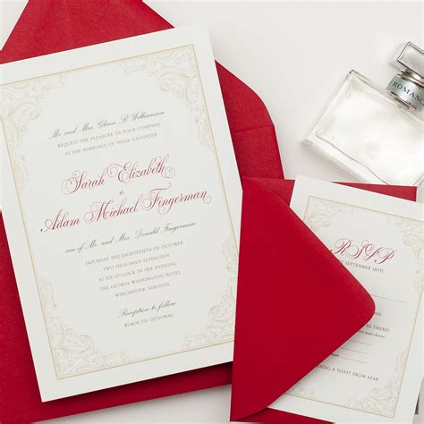 Wedding Invitations And White by White Wedding Invitation Various Invitation Card Design