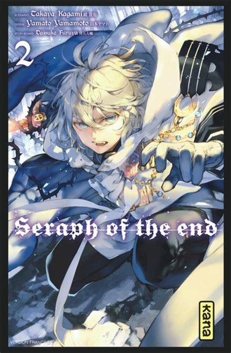 Seraph Of The End Vol 3 vol 2 seraph of the end news