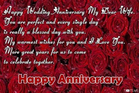 wedding anniversary wishes with roses anniversary wishes for quotes messages images for