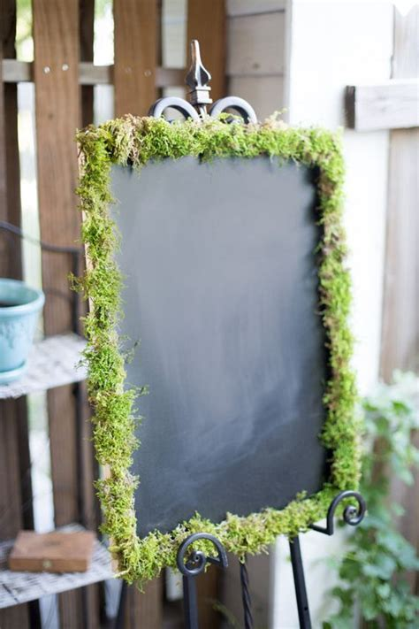 29 Budget Friendly Moss Wedding Décor Ideas   Weddingomania