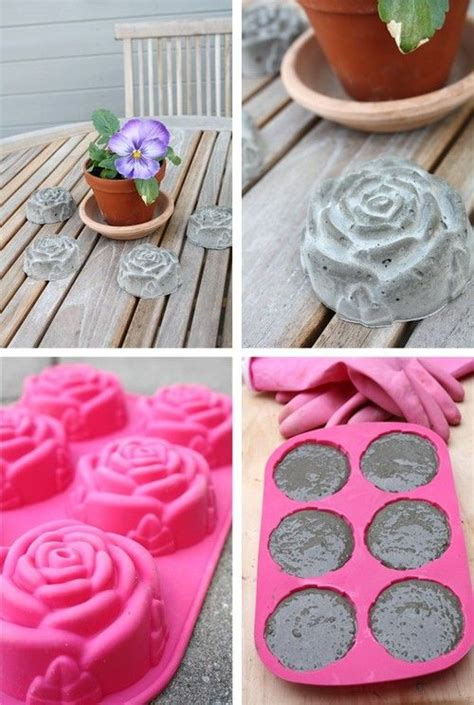 top diy projects top 32 diy concrete and cement projects for the crafty