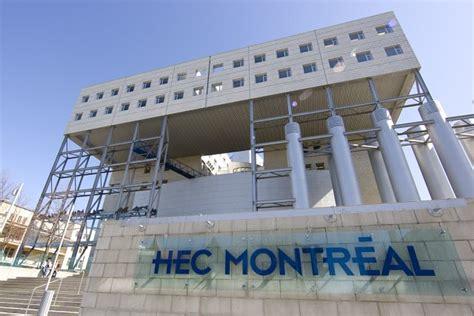 Universite De A Montreal Mba by Hec Montr 233 Al Lance De Nouveaux Cours Gratuits En Ligne