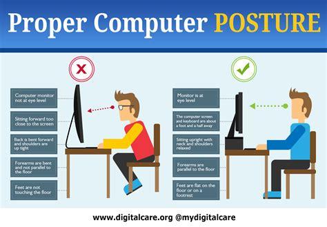 Ergonomics Standing Desk by Office Ergonomics Better Gadgets Better Health Digital