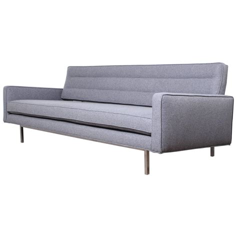 convertible daybed couch convertible sofa or daybed by richard shultz for knoll for