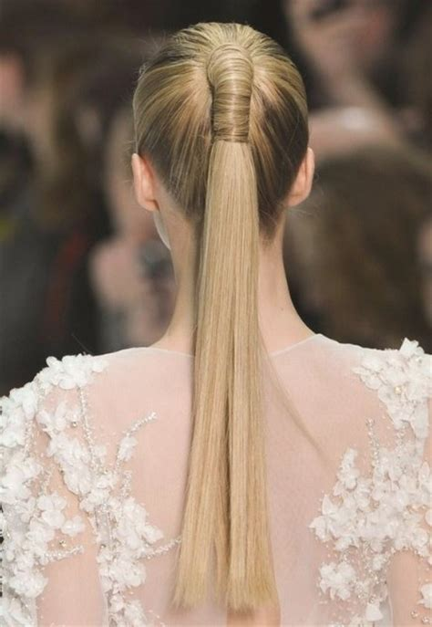 cute hairstyles for straight hair in a ponytail 10 braids ponytails hairstyles for long hair popular