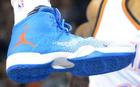30 Okc Blue westbrook air 31 okc blue pe sole collector