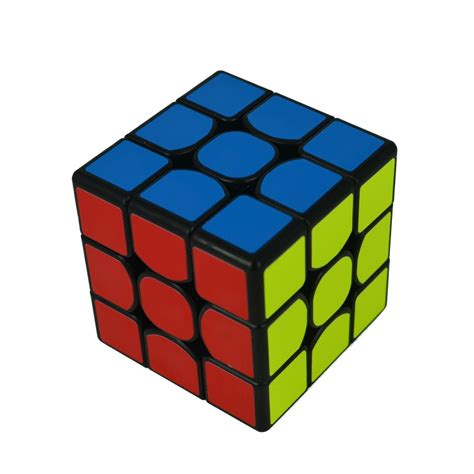 Rubik 3x3 Moyu Weilong Gts Speed Cube 3x3 Illusion Edition moyu weilong gts kubekings
