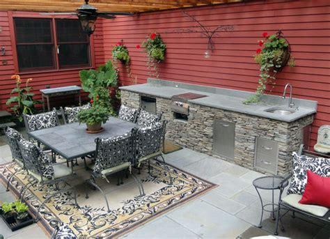 Weatherproof Outdoor Kitchen Cabinets - custom outdoor kitchens with outdoor cabinetry oxbox