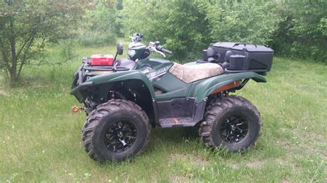 2016 yamaha grizzly rear seat 2016 grizzly pics and mods let s see em yamaha