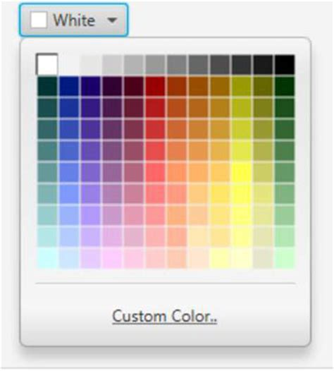 javafx color javafx controls datepicker and colorpicker controls dummies