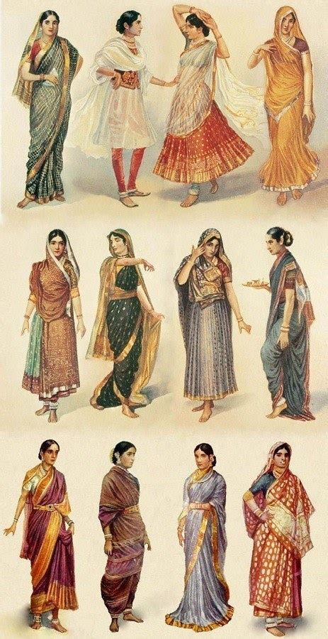 draping sarees in different styles how to wear a sari in different styles