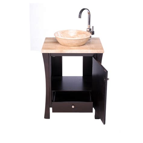 26 bathroom vanity 26 inch beth vanity vessel sink vanity transitional