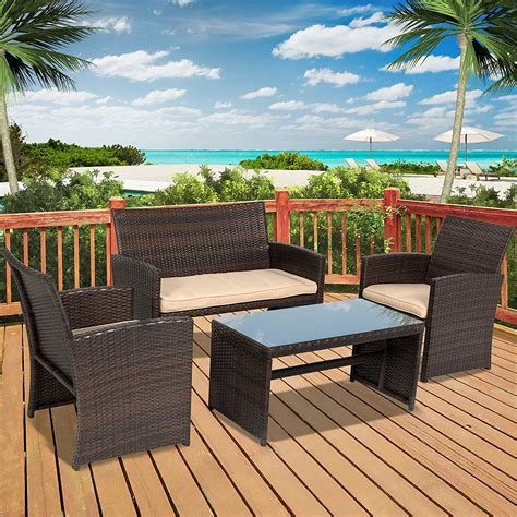 wicker patio furniture sets cheap patio patio sets cheap home interior design