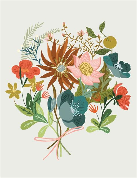 Drawing Flowers by Botanical Flower Drawing Www Pixshark Images