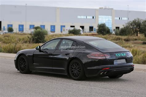 panamera porsche 2016 2016 porsche panamera prototype spied will get all new v8