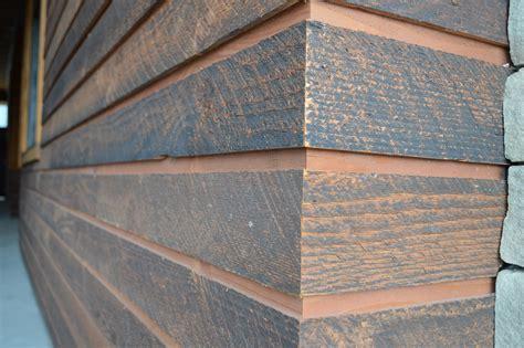 rustic siding for houses wood profiles reclaimed siding fir cedar ranchwood aquafir
