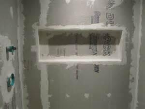 Recessed Shelves Bathroom » Home Design 2017