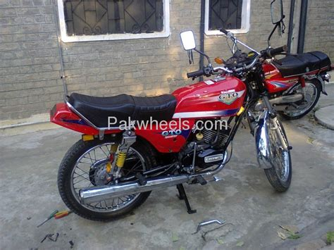 Used Kawasaki GTO 125 2013 Bike for sale in Swatmingora