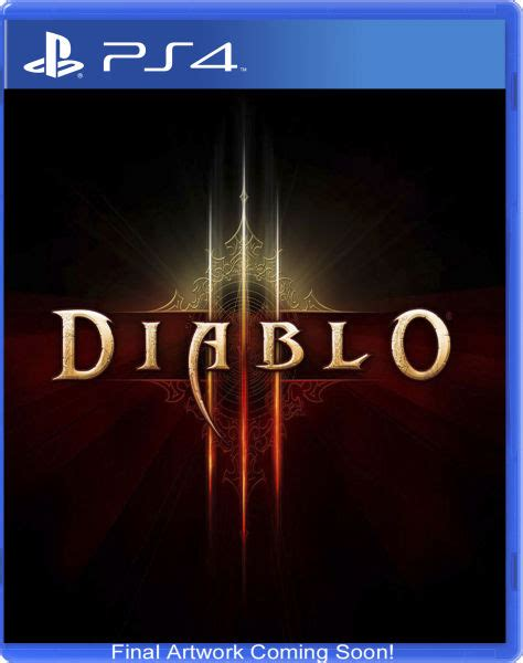 Sony Dvd Ps 4 Diablo by Diablo 3 Ps4 Zavvi