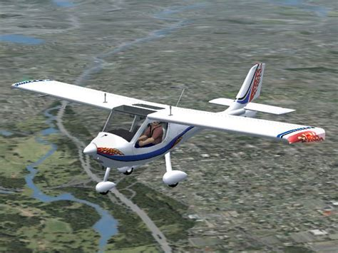 ct light sport aircraft flight design ctsw wheels for fsx