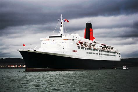 queen elizabeth ii ship queen elizabeth ii ship history
